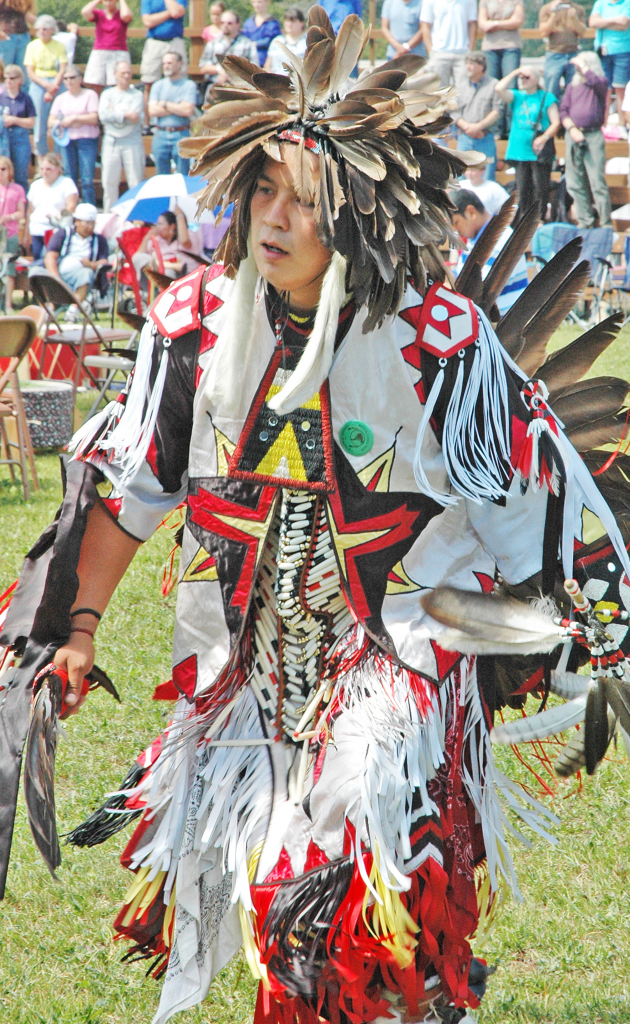 Tuesday Photo: Pow Wow Dancer