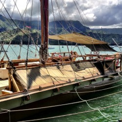 Hokulea: Voyaging with Traditional Polynesian Navigation
