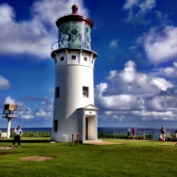 Visiting Kilauea Lighthouse on Kauai