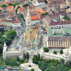 Budapest: Fisherman's Bastion and Matthias Church