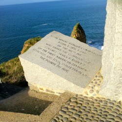 Pointe du Hoc and Omaha Beach: Normandy Landing Sites