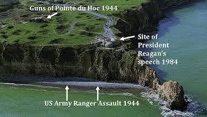 pointe du hoc and omaha beach