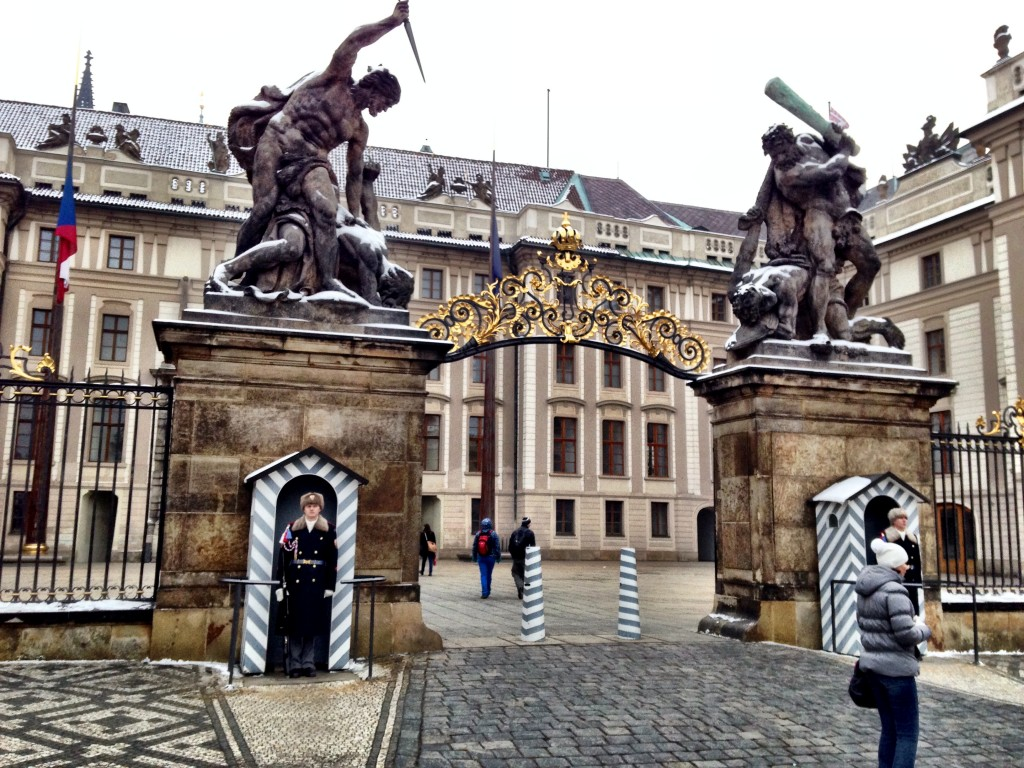 Walking Around Prague Passing Thru - A walking tour of prague 15 historical landmarks