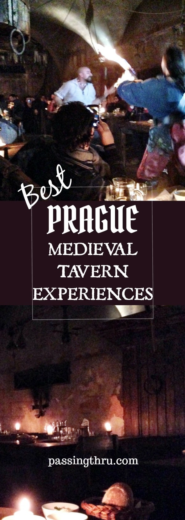 Top 3 Prague Medieval Tavern Experiences | Passing Thru - For the
