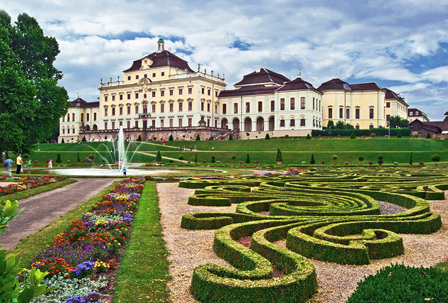 Ludwigsburg Palace - Castles, Palaces and Fortresses