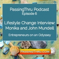 Lifestyle Change Interview: Entrepreneurs on an Odyssey