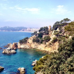 walking costa brava