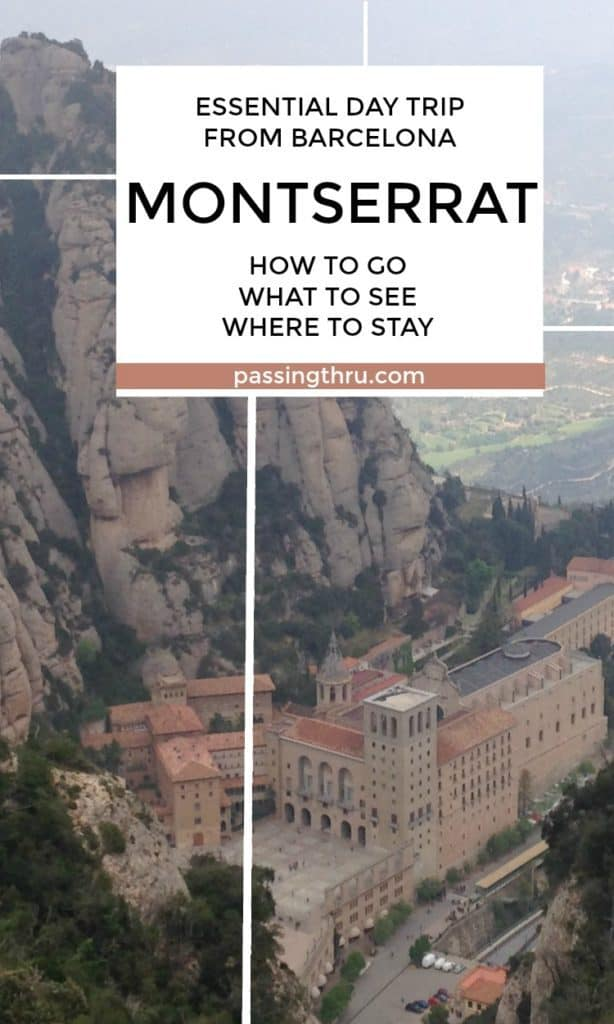 Essential Day Trip from Barcelona: How to Get to Montserrat to see La Moreneta, Patron Saint of Catalonia