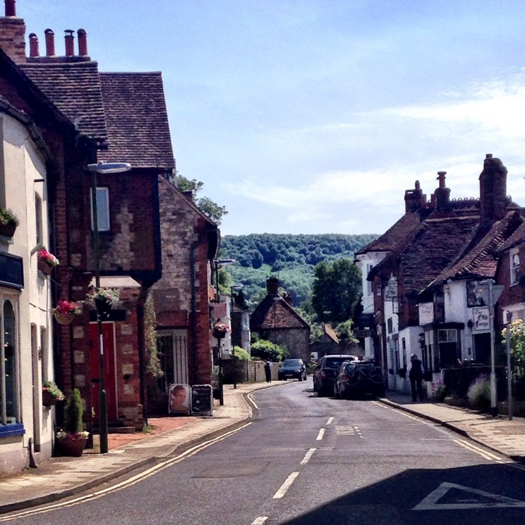 West Sussex village life