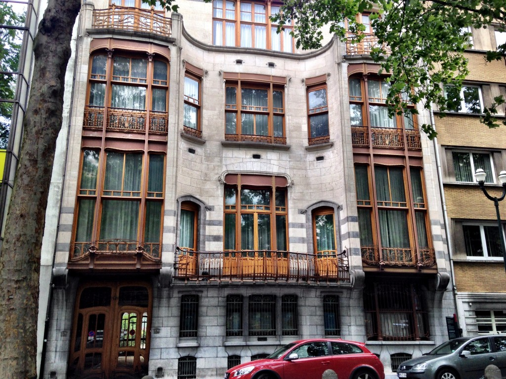 Art Nouveau in Brussels: 12 Ways to Enjoy the Art Nouveau ...