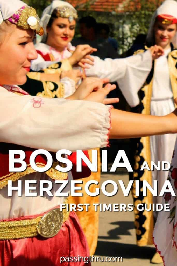 Bosnia and Herzegovina Travel for First Timers: 10 Things We Learned