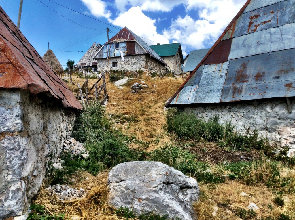 Lukomir - the most remote village in Bosnia
