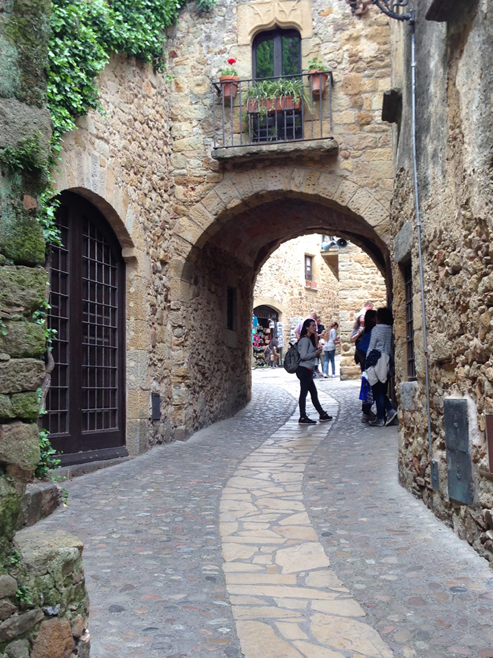 E-Biking through Medieval Villages
