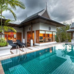 Pimann Buri Luxury Pool Villas, Krabi Thailand