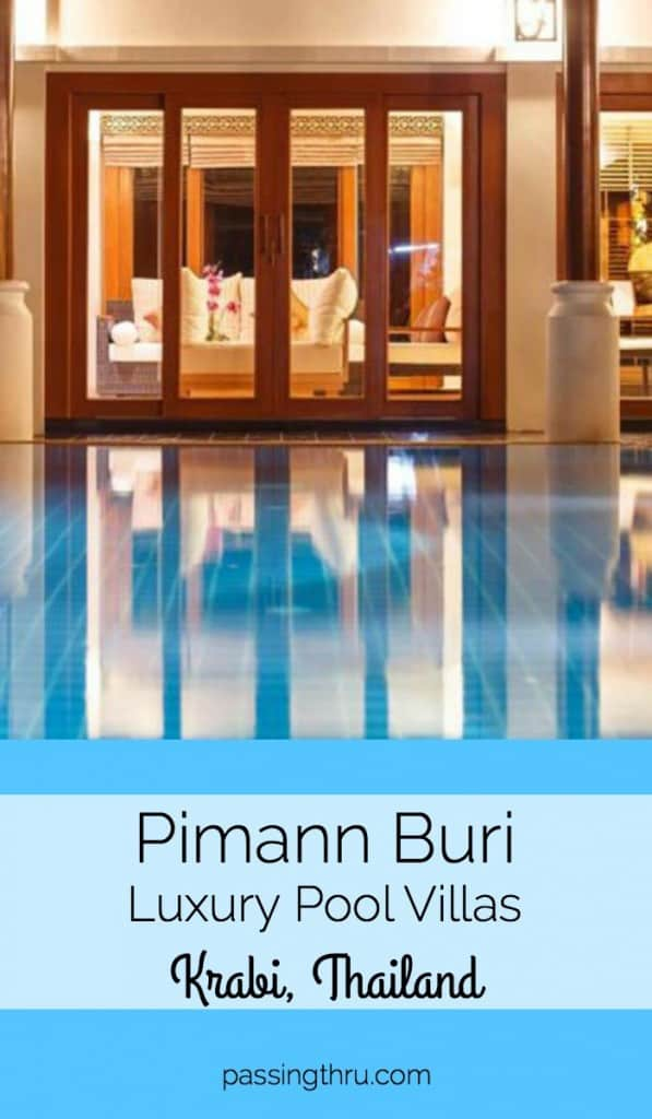 Pimann Bur Luxury Pool Villas