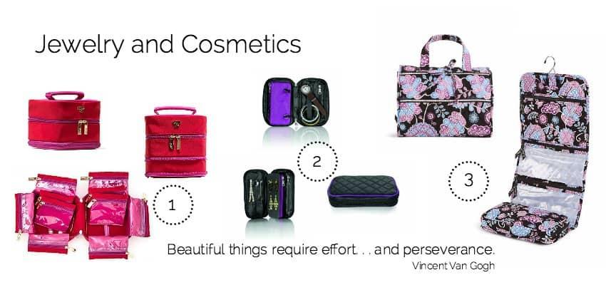 Jewelry and Cosmetics