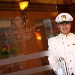 Hotel Review: Somerset Lake Point Bangkok