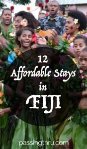 Affordable Stays in Fiji