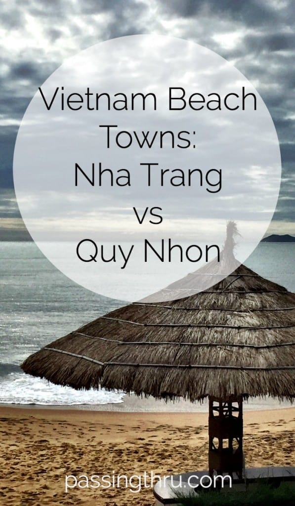 Vietnam Beach Towns