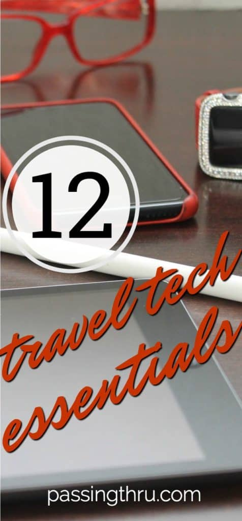 Travel Tech Essentials: Newly Updated with Practical Travel Gifts Sure to Please