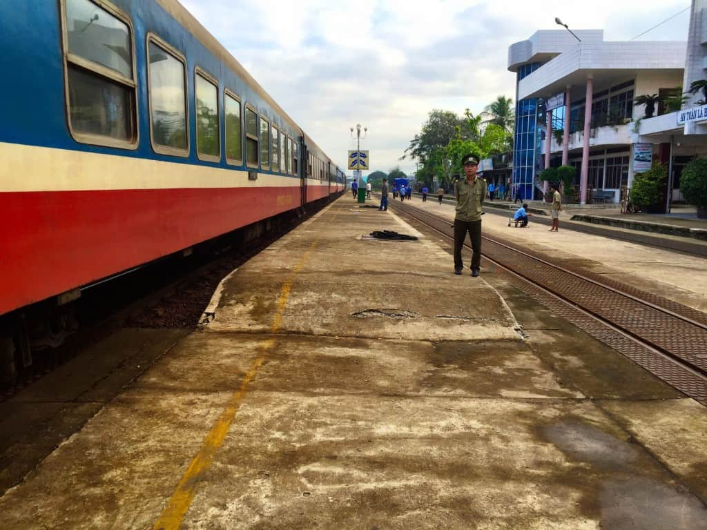 Hanoi to Ho Chi Minh City by Train How-To