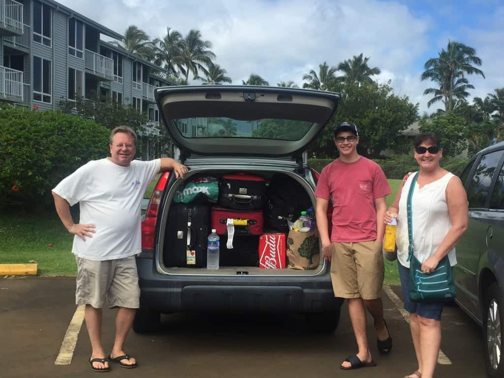 moving to kauai