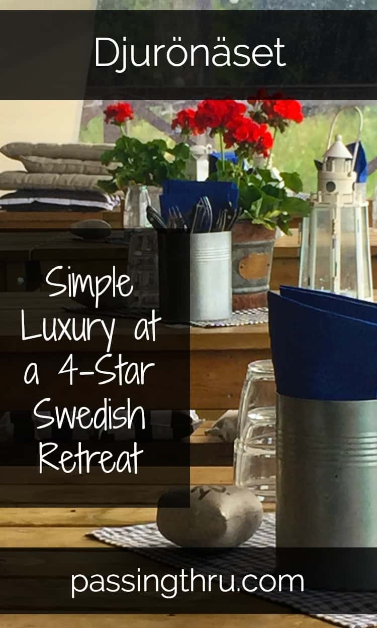 Djuronaset Simple Swedish Luxury