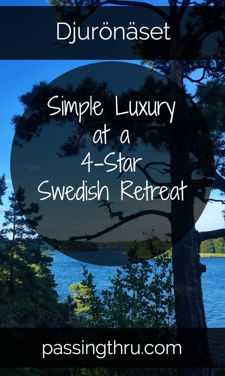 Duronaset 4-Star Swedish Retreat