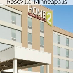 Home2 Suites by Hilton – Roseville Minneapolis