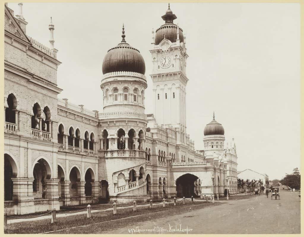 Sultan Abdul Samad Building - Kuala Lumpur wish list