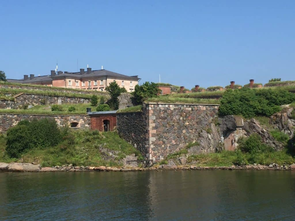 Suomenlinna Garrison and Residential Buildings