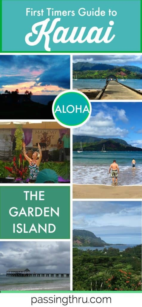 Kauai First Timers Guide to the Garden Island