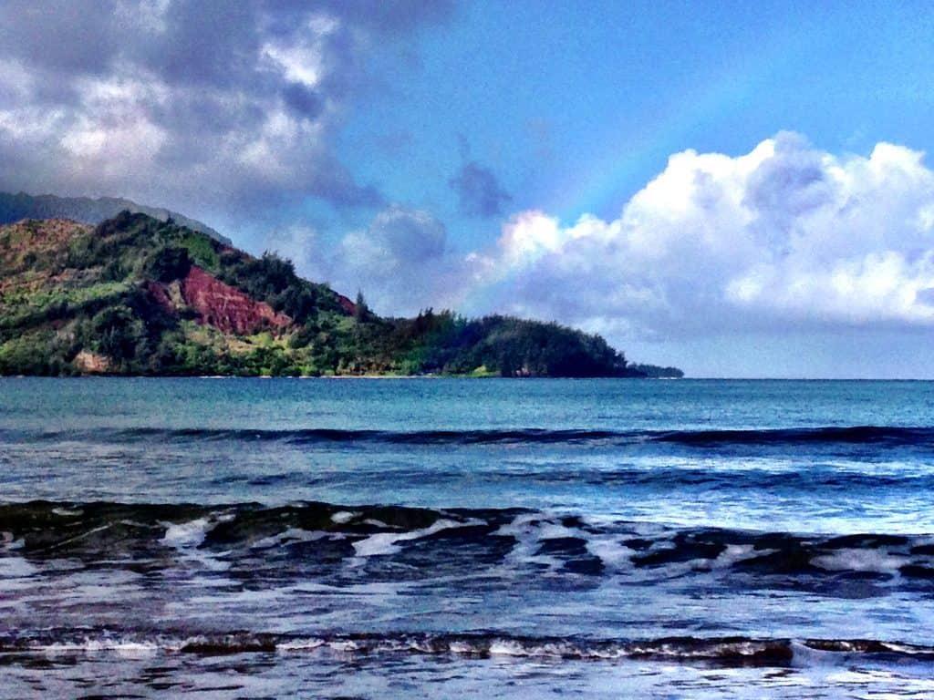 Azure Ocean on Kauai