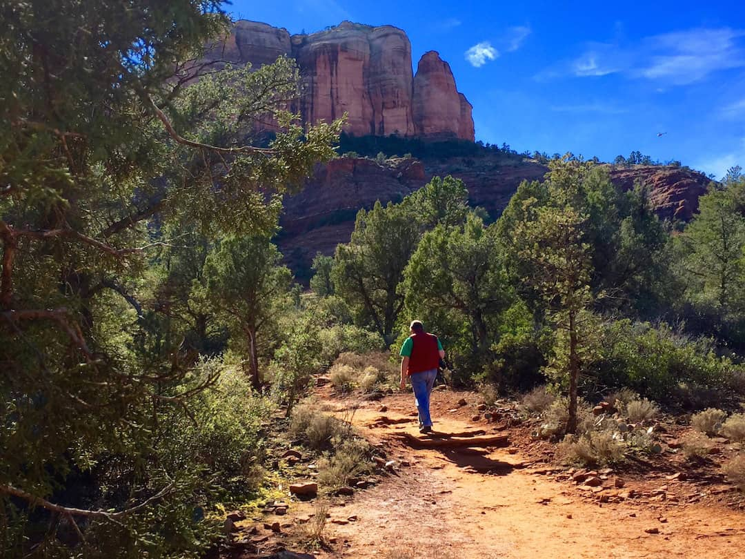 Cathedral Rock Sedona Vortex
