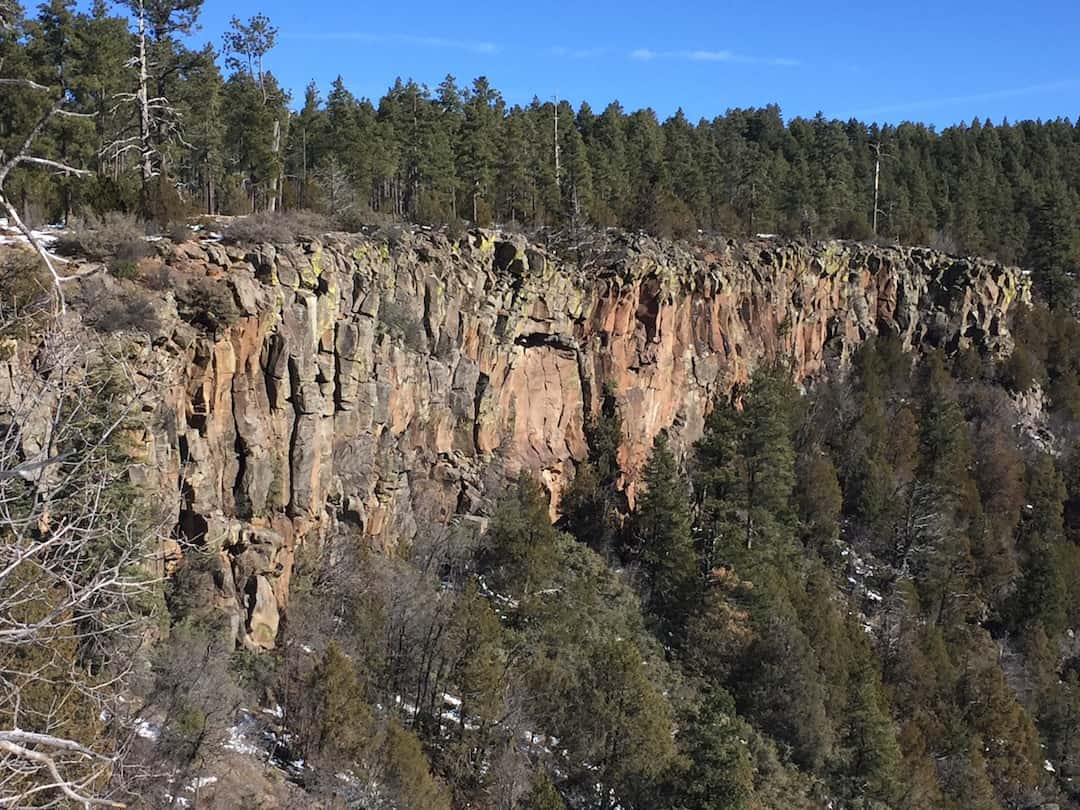 Upper Oak Creek Canyon