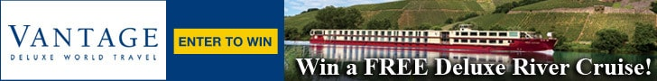 Enter to Win a Free Deluxe Cruise
