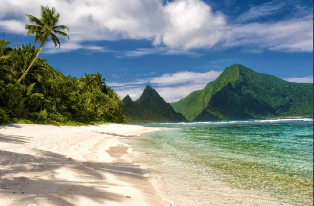 relatively unknown national parks American Samoa