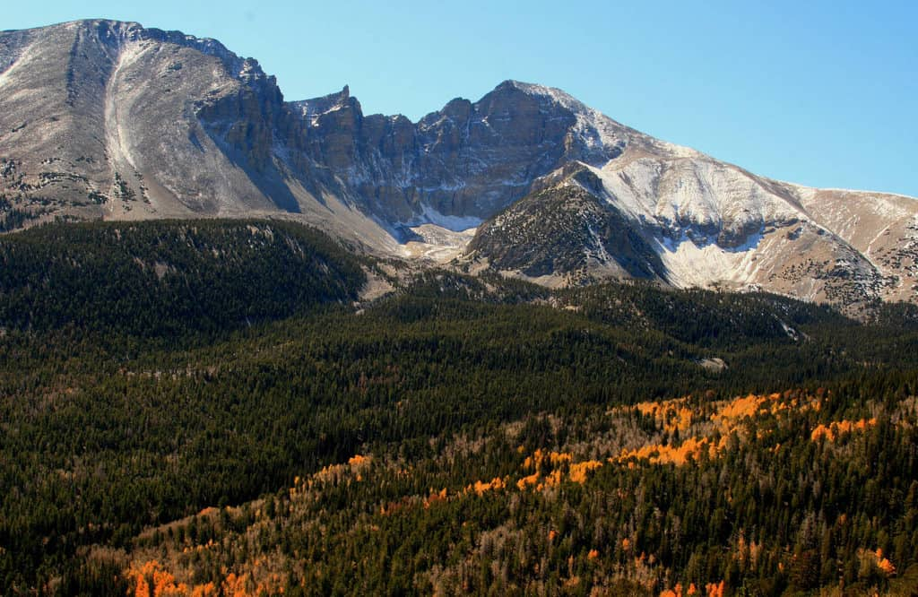 relatively unknown national parks Great Basin