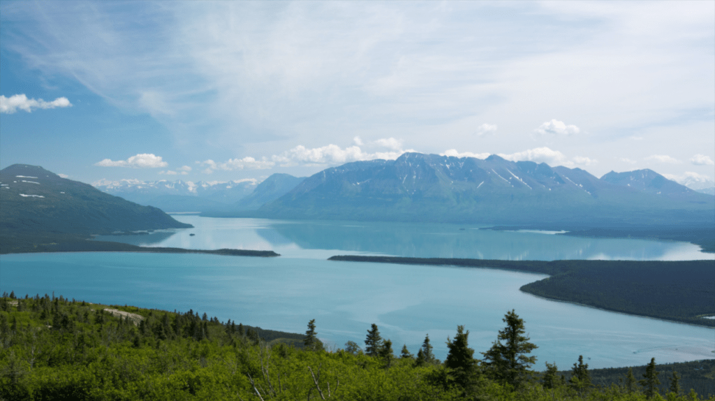 relatively unknown national parks Katmai National Park