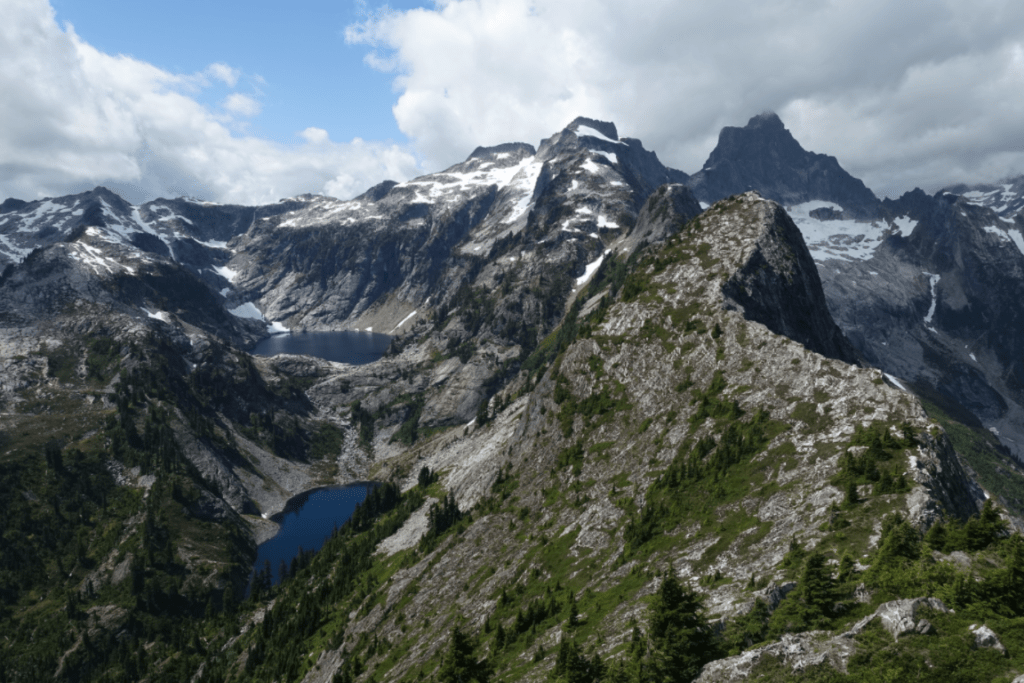 relatively unknown national parks North Cascades