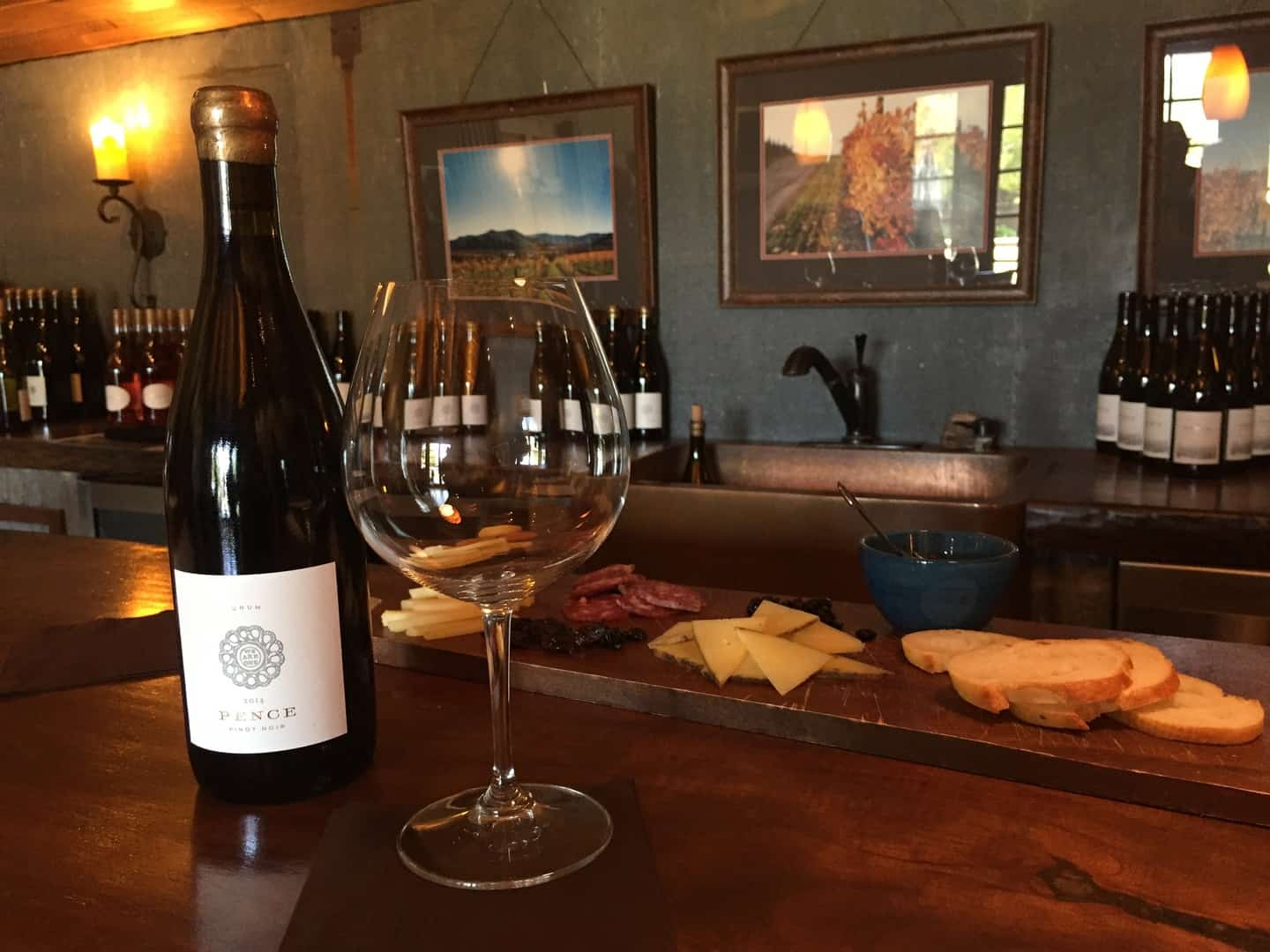Santa Ynez Valley Wine Experience