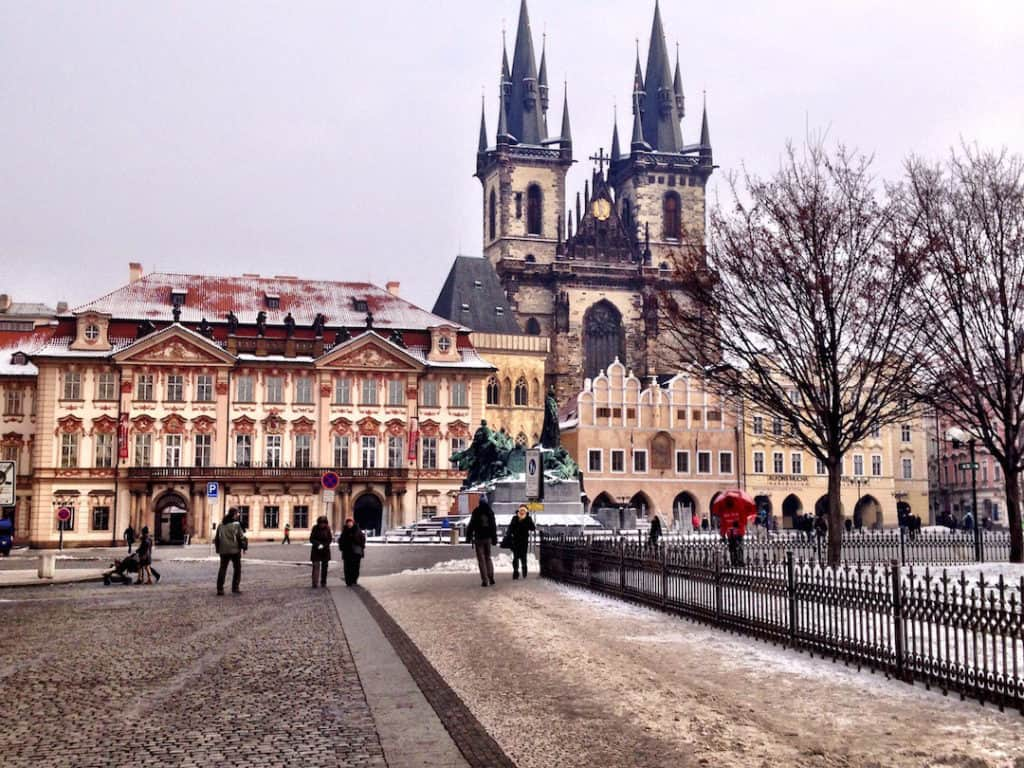 Prague first timers guide great things to do and what for Prague square