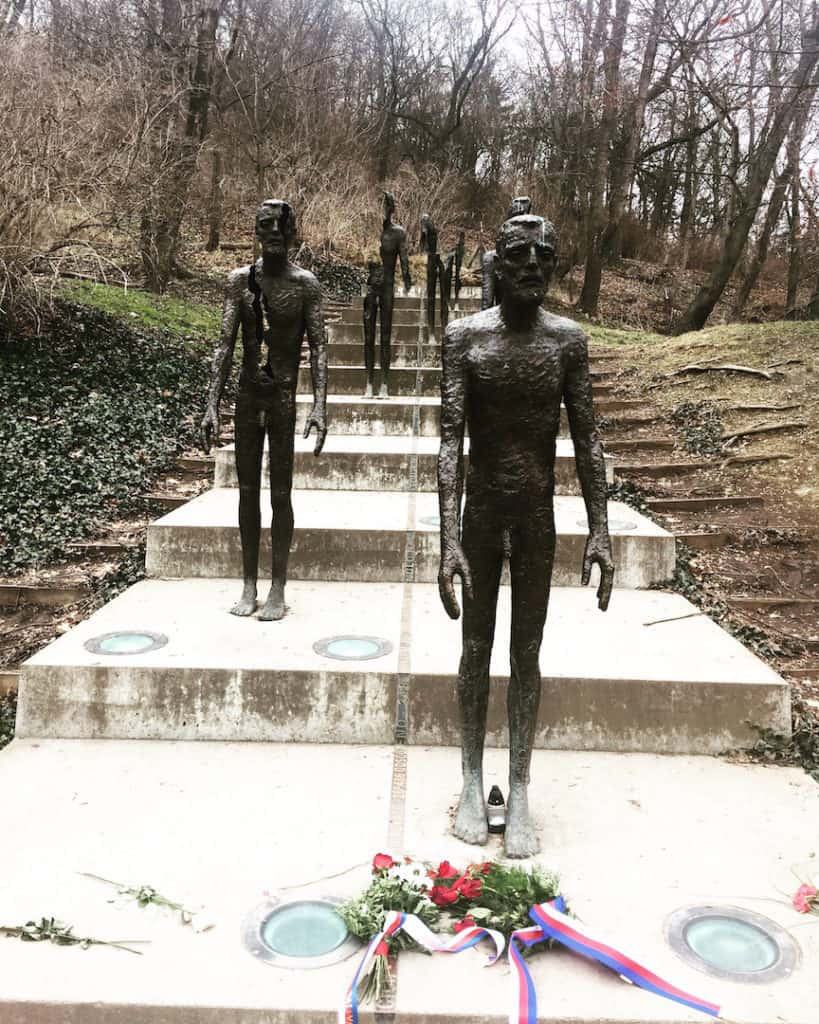Memorial to Victims of Communism Things to do in Prague, what not to miss for first timers traveling to Prague, #travel #travelblogger #Prague #Europe #CzechRepublic #Czechia