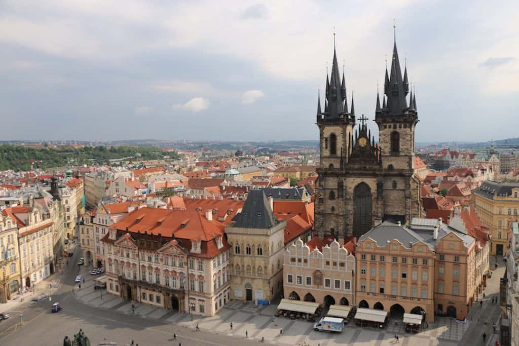 Old Town Things to do in Prague, what not to miss for first timers traveling to Prague, #travel #travelblogger #Prague #Europe #CzechRepublic #Czechia