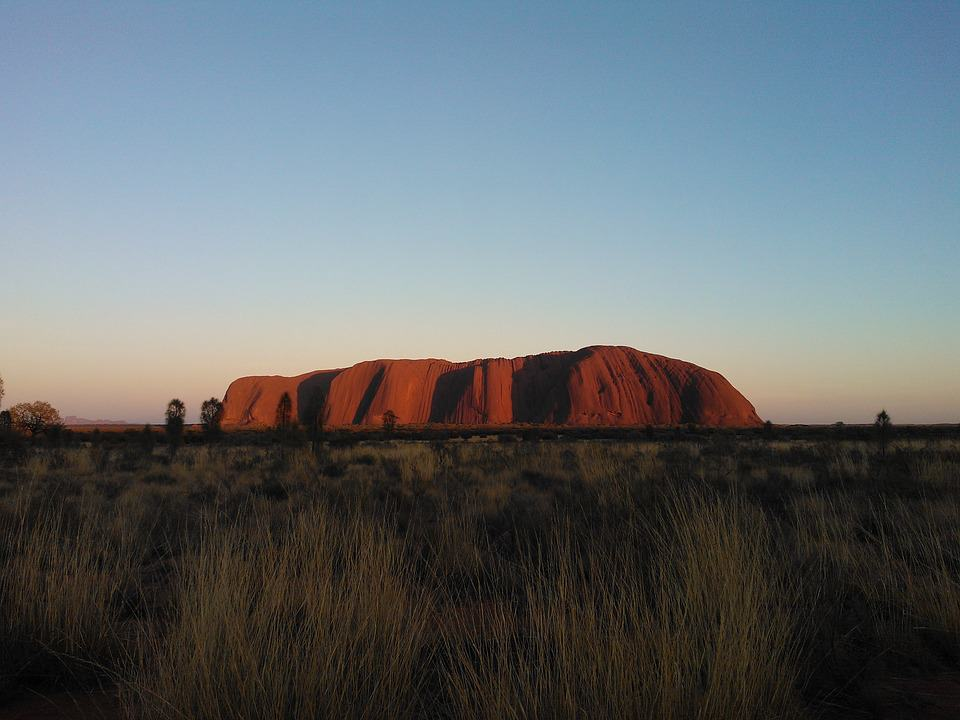 10 Best Places to Visit in Australia - Uluru (Ayers Rock)