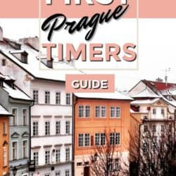 Prague First Timers Guide - Great Things to Do and What Not to Miss
