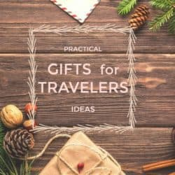 Practical Gift Ideas for Travel Enthusiasts: Dozens of Recommendations