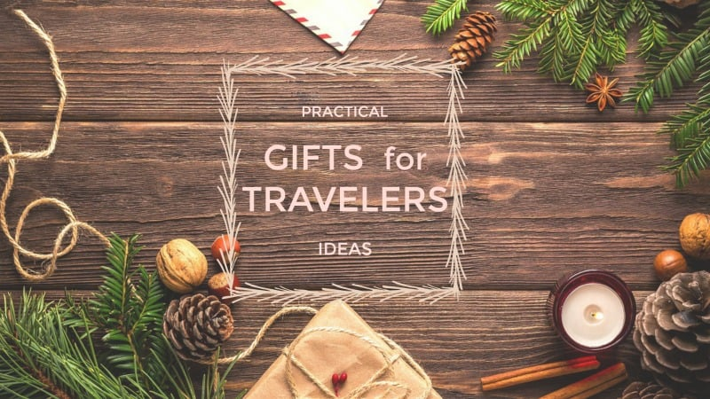 Practical Gift Ideas for Travel Enthusiasts: Dozens of ...