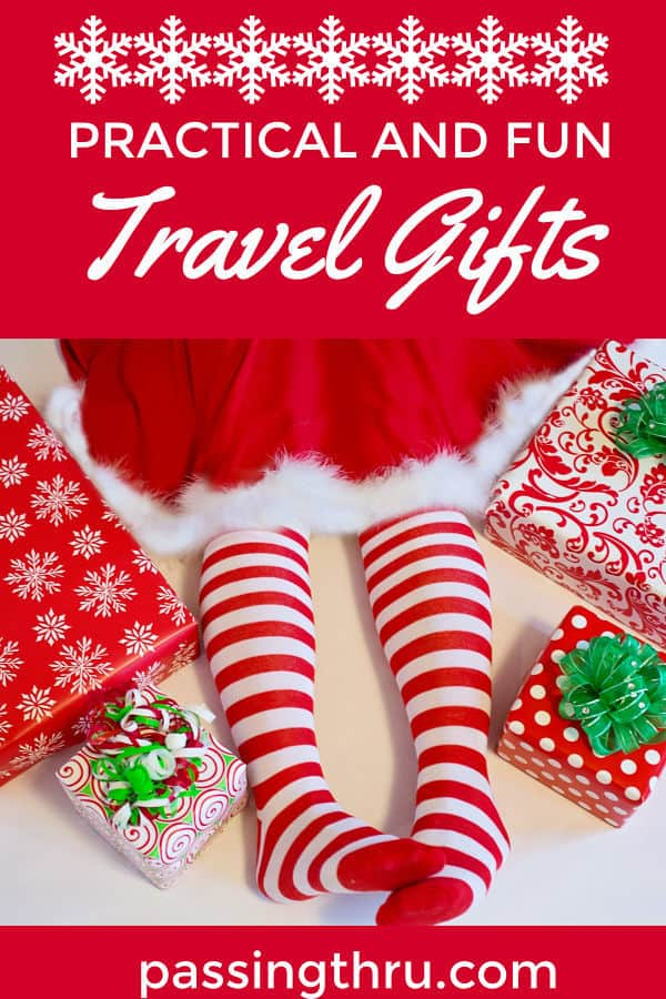 Practical and Fun Travel Gifts