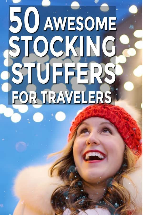 Best Stocking Stuffers for Travelers: 50 Fun and Unique Ideas